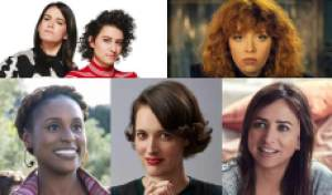Women with the write stuff: Emmy race for Best Comedy Actress could have more scribes than ever before