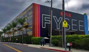 Peek inside the FYSEE 2019 campaign space where Netflix wooed Emmy voters for 117 nominations [PHOTOS]