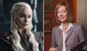 Could Emilia Clarke ('Game of Thrones') win Emmy for her category switch just like Allison Janney ('The West Wing')?