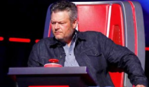 Blake Shelton ('The Voice') is secretly jealous of Darius Rucker for beating him at the Grammys