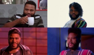 Emmy episode analysis: 'Black-ish' star Anthony Anderson channels Prince in 'Purple Rain'