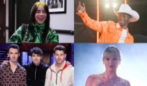 Grammy predictions for Record of the Year: October odds favor Billie Eilish, Lil Nas X, Jonas Brothers, Taylor Swift …