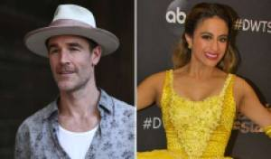 'Dancing with the Stars' odds: James Van Der Beek is still out front for the Mirror Ball Trophy, but Ally Brooke is gaining