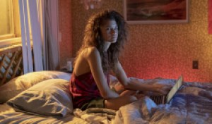Golden Globe spotlight: Zendaya deserves first nom for her searing breakthrough turn on 'Euphoria'