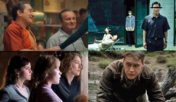 Bildergebnis für Once upon a time... in Hollywood Parasite Little Women