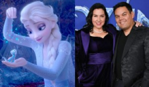 Can 'Frozen II's' Kristen Anderson-Lopez and Robert Lopez remain undefeated in the original song Oscar category?