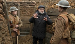 Sam Mendes will join an elite group if he triumphs at the DGA Awards for '1917'