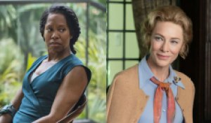 Oscar winners do battle at Emmys: Cate Blanchett ('Mrs. America') vs. Regina King ('Watchmen') is too close to call