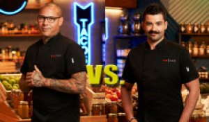 'Top Chef: Last Chance Kitchen': Game of chicken between Jamie Lynch and Joe Sasto, and it's 'going to be a brawl' [WATCH]