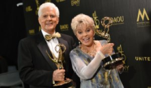 Susan Seaforth Hayes ('Days') could pull a Jeanne Cooper by winning a Daytime Emmy after Lifetime Achievement Award