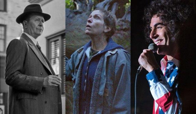 2021 Golden Globes film predictions: Mank, Nomadland and more - GoldDerby