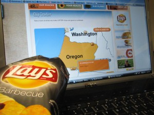 Checking Out Lays' Chip Tracker