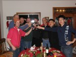 Matt, Bill, JW, Weston, Mr. Ha, Juan, Mr. Park and Mr. Lee