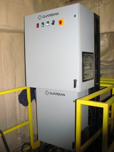 Integrated Ozone System from Guardian