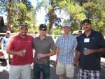 Ryan, Matt, Dan and Sanjay At The Running Y