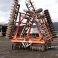 Allis Chalmers 32-foot folding tillage disc