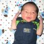 Nayeli and Danny's newborn son, Jayden