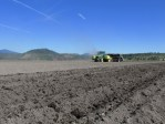 A field of chipping potatoes is planted at the Running Y Ranch, Klamath Falls, OR.