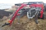Image of Northstar Twinstar g3 7 Bar hay rake for sale.