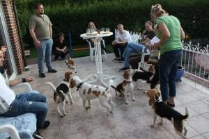 Welpen-Treffen G-Wurf 118