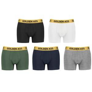 Golden Ass - Mix je eigen triple pack