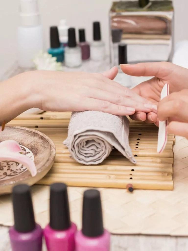 Nails Manicure Pedicure