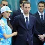 Vincenzo Nibali wechselte von Liquigas zu Astana und soll dort neben Jakob Fuglsag die großen Rundfahrten anführen