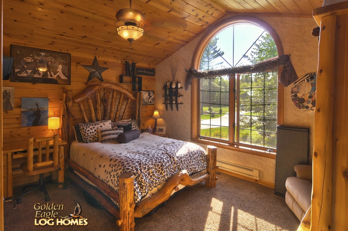 Golden Eagle Log And Timber Homes Log Home Cabin