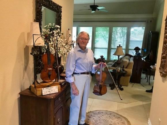 It's never too late. At 87, Al Schahn took on a new career.Karen Gavis