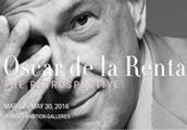 May 2016 Oscar De La Renta