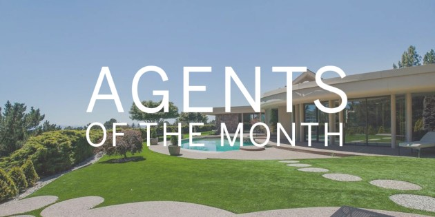 Agents of the Month Image