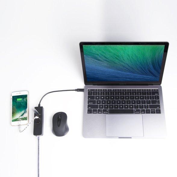 Multi puerto USB Tipo-C