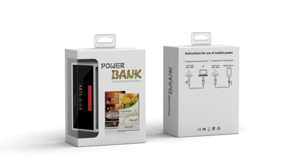 Power Bank Carta de Restaurante 2133