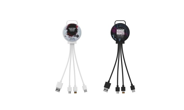 Cable 4 en 1 2290