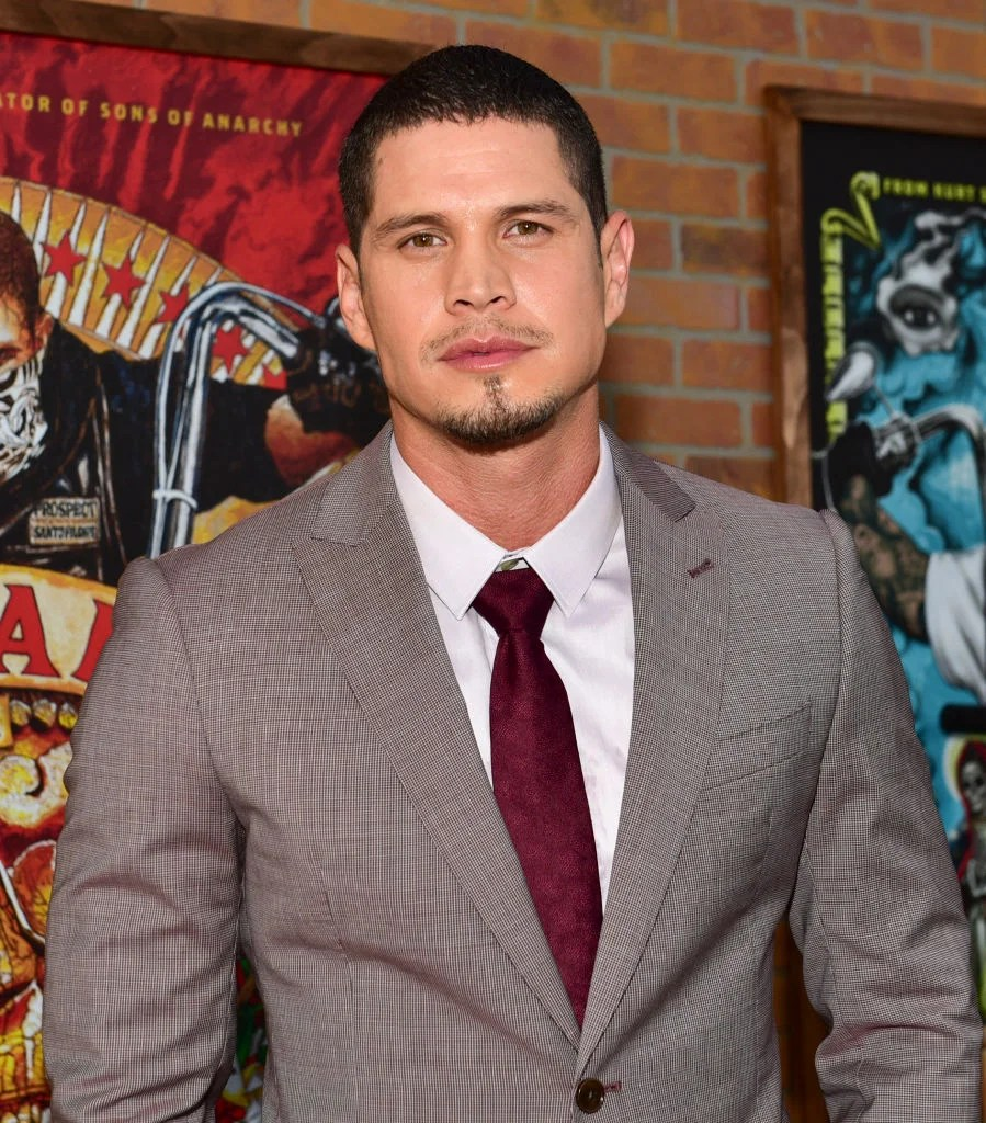 JD Pardo   I Hope Mayans MC Opens Doors for Latino Actors    Golden     Actor JD Pardo