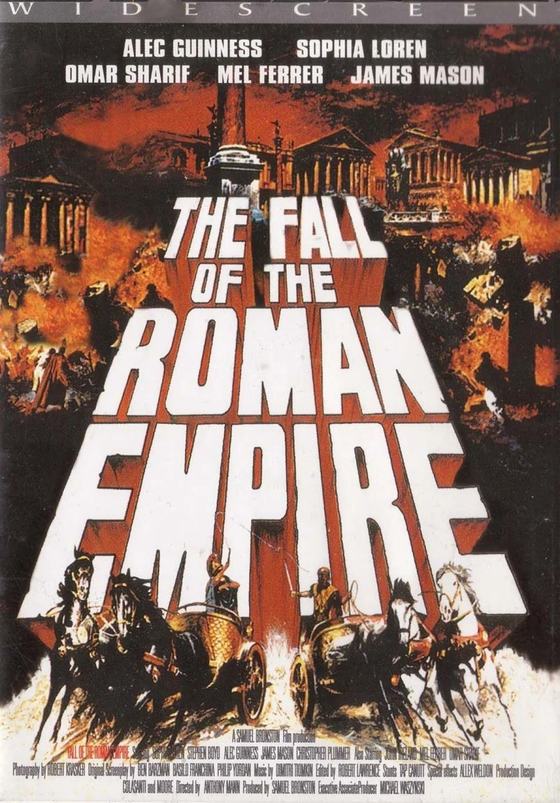 Fall Of The Roman Empire The