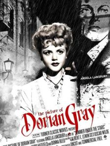 The Picture Of Dorian Gray   Golden Globes The Picture of Dorian Gray movie poster