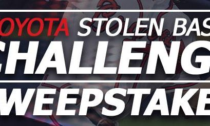 Toyota Stolen Base Sweepstakes