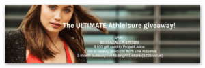 Ultimate Athleisure Giveaway