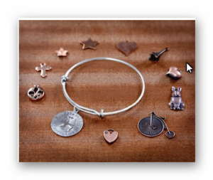 Win a Zodiac Bangle Charm Bracelet From M Ference & Co