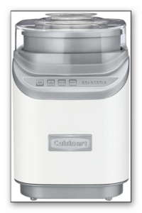 Win a Cuisinart Cool Creations Ice Cream Maker