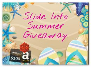 Win a $100 Amazon Gift Card and Celebrate Summer