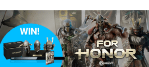 Win 1 of 3 For HonorTM Collector's Cases