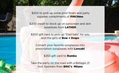 Win a Summer Par-Tay with the Girls