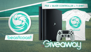 Beastcoast PS4 Giveaway