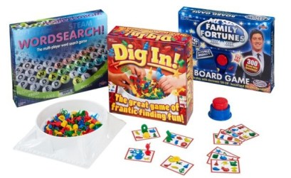 Win a Bundle of Family Games from Drumond Park