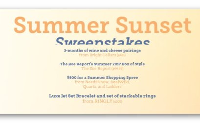 Summer Sunset Sweepstakes
