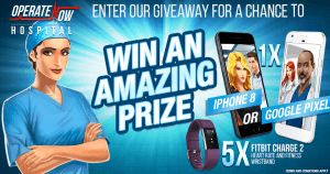 Operate Now: Hospital Sweepstakes