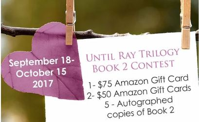 Until Ray Trilogy Book 2 Contest