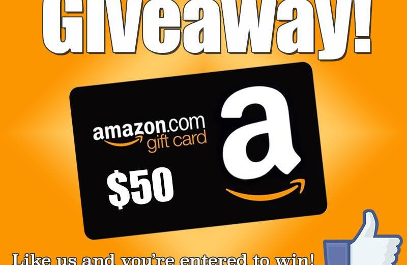 Thingamagift - $50 Amazon Gift Card Giveaway